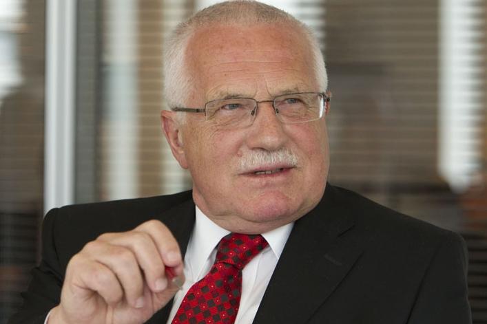 Václav Klaus nakonec nepřijede, zastavila ho nemoc