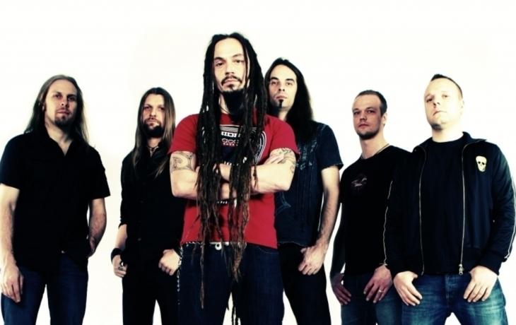 Metalový Amorphis ve Zlíně