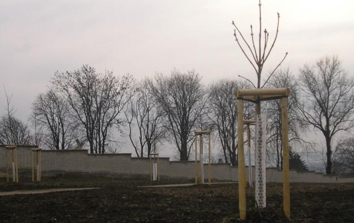Základy nového parku čekají na jaro