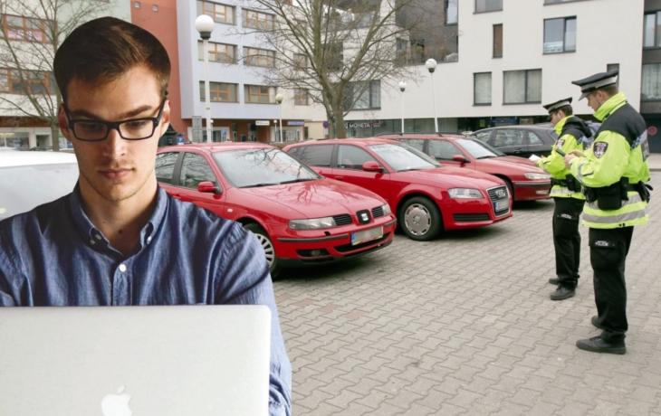 Radnice udeřila na vychytralé řidiče. Změnila parkovací aplikaci!