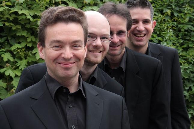 Zahajovacím koncertem je Arioso Quartett Wien