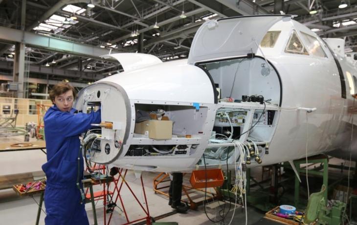 Výroba L-410 zůstane v Kunovicích, tvrdí Rusové