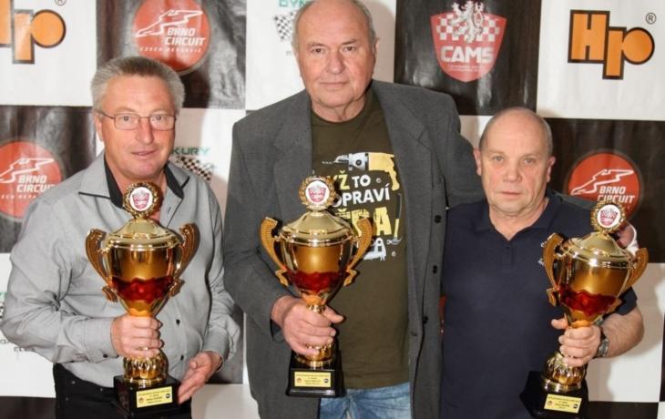 Tři vicemistři, Šobáň byl jen bod od titulu šampiona