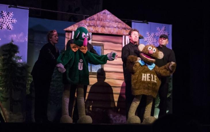 Jůheláci přivezli do Uherského Brodu vánoční čas