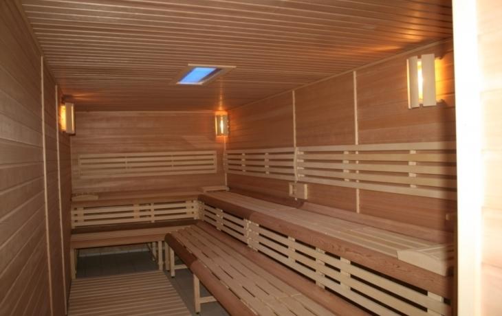 Delfín láká na novou saunu