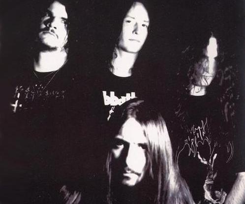 Kosti drtící death metal Incantation