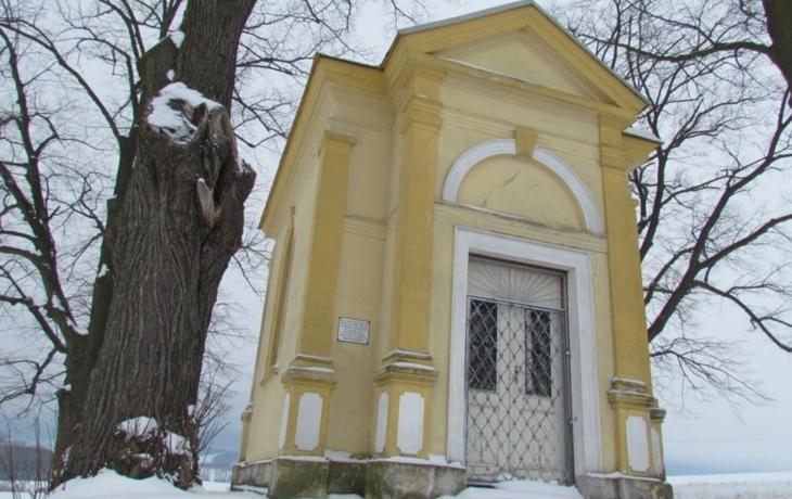 Nivnice má už šestou kulturní památku! Na seznam přibyla kaple Na Hůrce