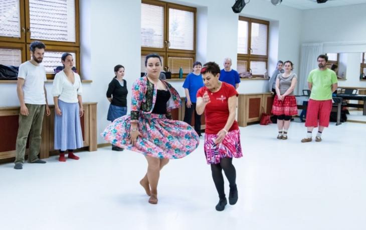 Tance z Moravských Kopanic byly velkou výzvou nejen pro nováčky