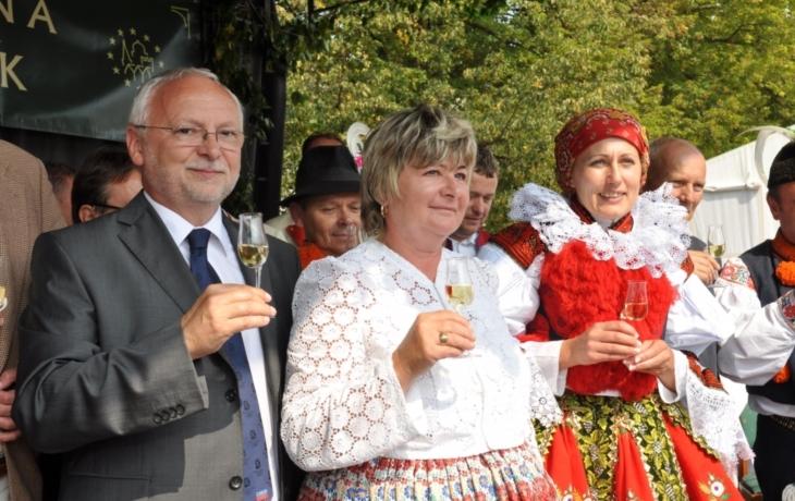 Idea Slováckých slavností vína se zrodila již před 10 lety