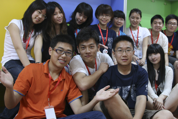 Školáci poznají Čínu, Indonésii i Tchaj-wan