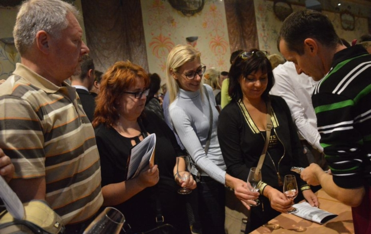 Víno z Judska šampionem výstavy