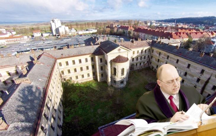 Proměna bývalé věznice si vyžádá 345 milionů. Přesídlí tam soud i muzeum totality