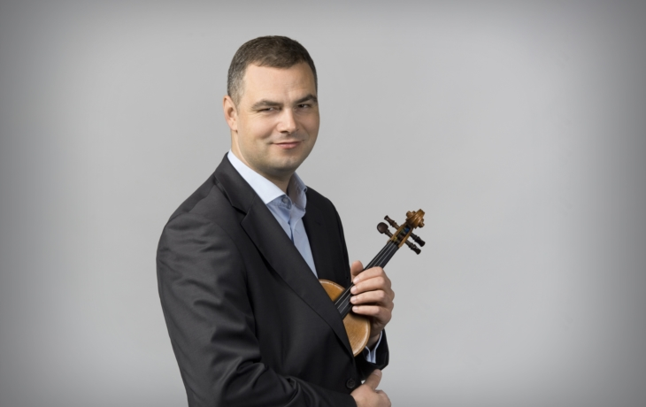 Koncert orchestru Czech virtuosi s Jiřím Pospíchalem