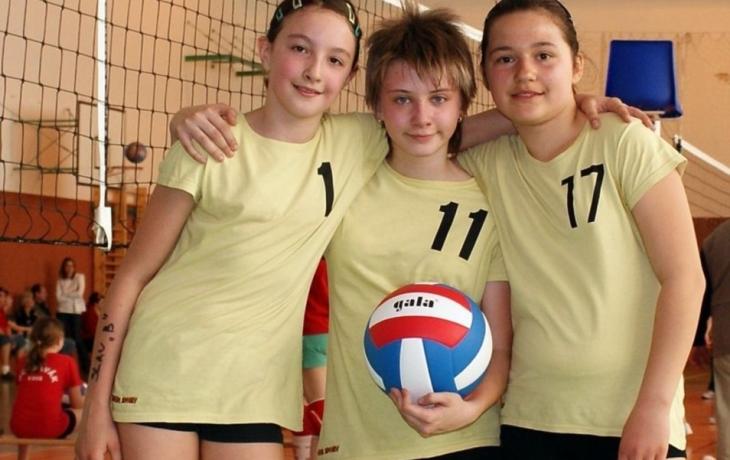 Volejbalový potěr Slovácké dominoval