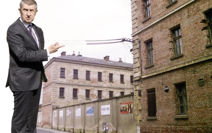 Ministerstvo nemá peníze, záchrana věznice je opět ve hvězdách