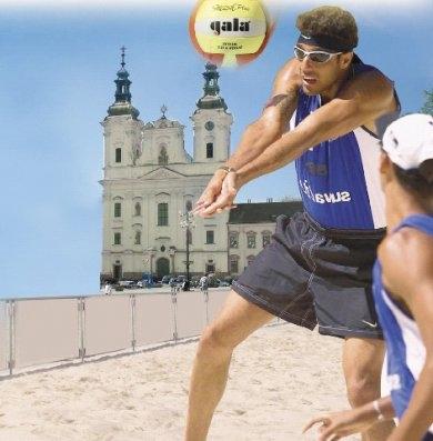 Slovácké beachové léto
