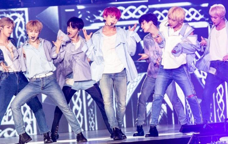 BTS: už jen pár vstupenek na koncert idolů sociálních sítí