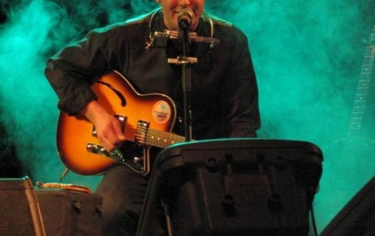 Frank Morey & His Band v Uherském Brodě
