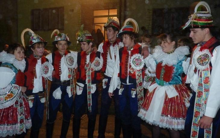 Legrúté tančili boršické