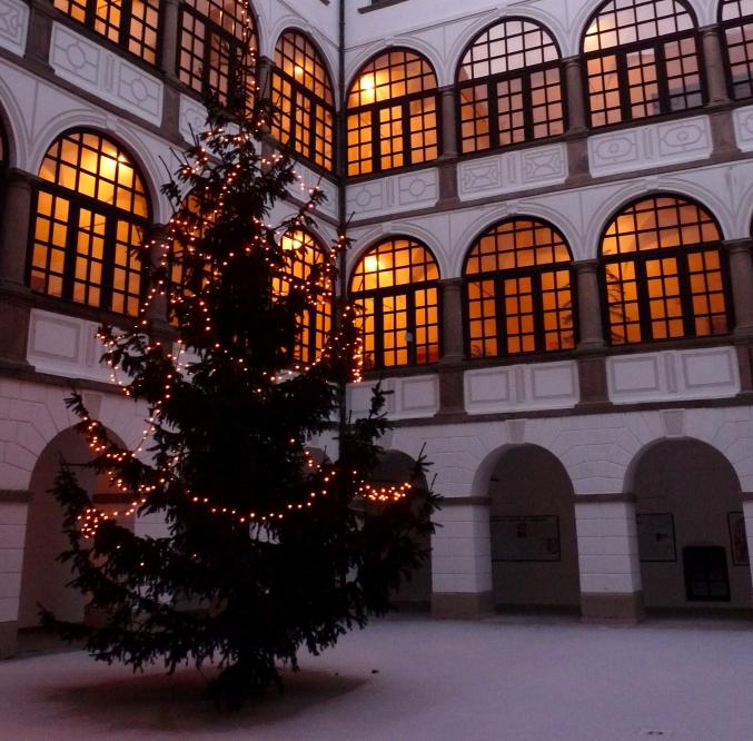 Ostrožský zámek provoní vánoční atmosféra