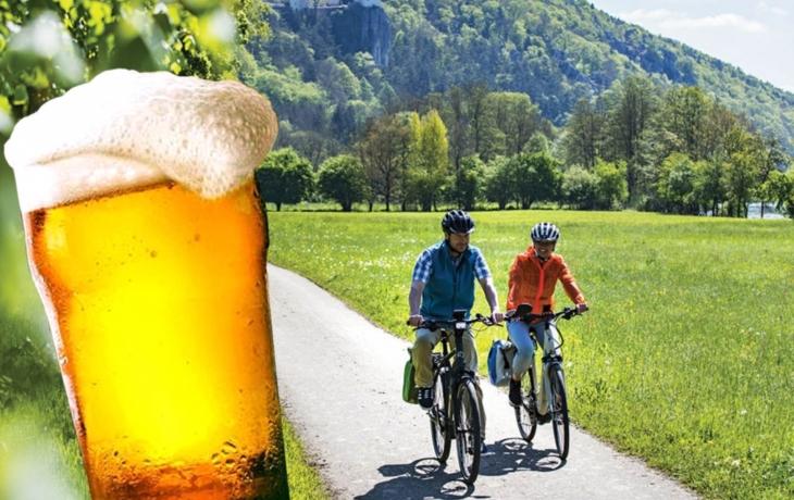 Senátoři podpořili cyklisty, pivo nebo sklenka vína nevadí