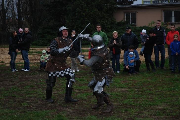 Staroměstští oslavili Samhain