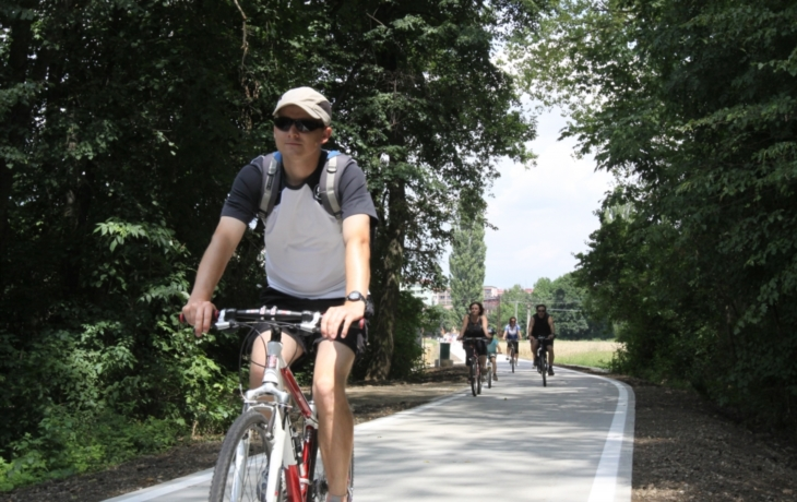 Dotace uzavře cyklostezku Kunovským lesem