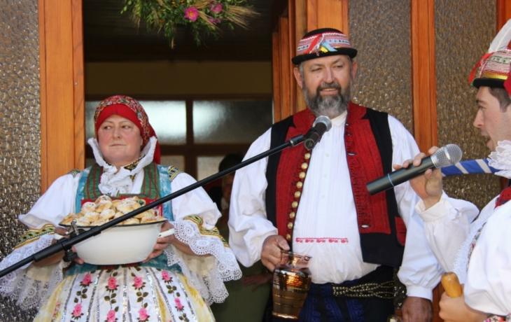 Dožínková tradice v Dolním Němčí devadesátiletou!