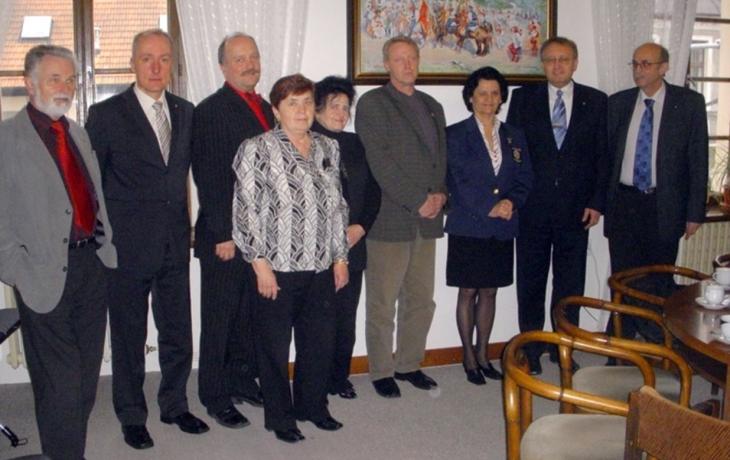 Guvernérka Rotary klubu navštívila Brod