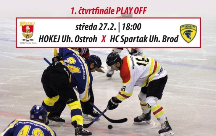 Hokejisté Ostrohu splnili roli favorita, rivaly z Brodu porazili 3:1