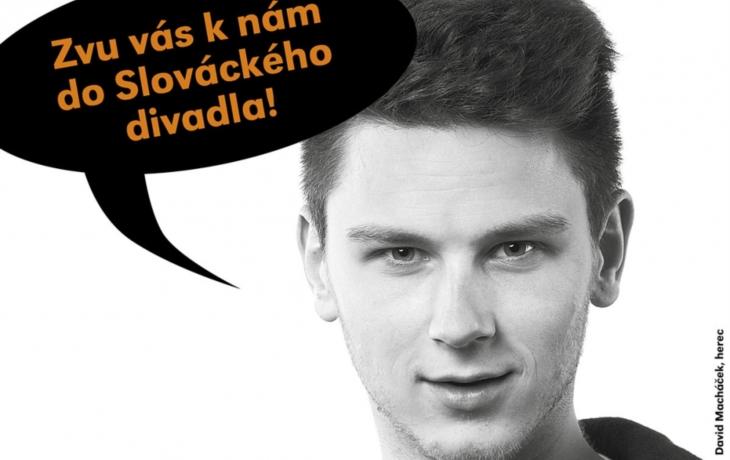 David Macháček: Líbí se mi pustit ven emoce