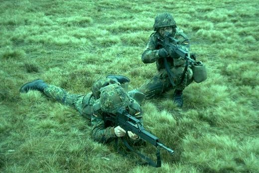 Vojáci z regionu odjeli na manévry