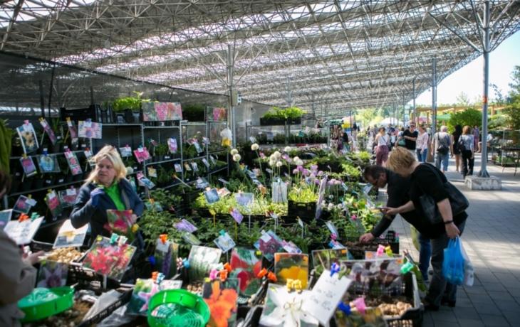 Výstaviště ruší zahradnickou výstavu Floria Jaro a připravuje farmářské trhy