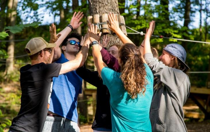 Teambuildingem můžete zachránit kolektiv malé i větší firmy