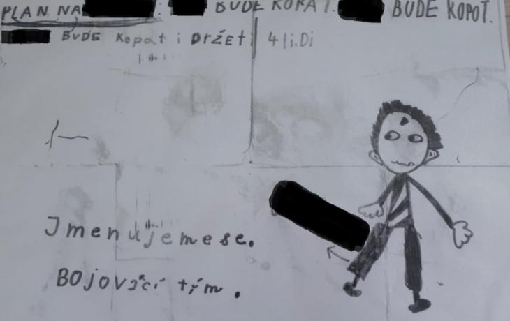 Šikana ve 2. třídě! Tým bojovníků vedly osmileté holky