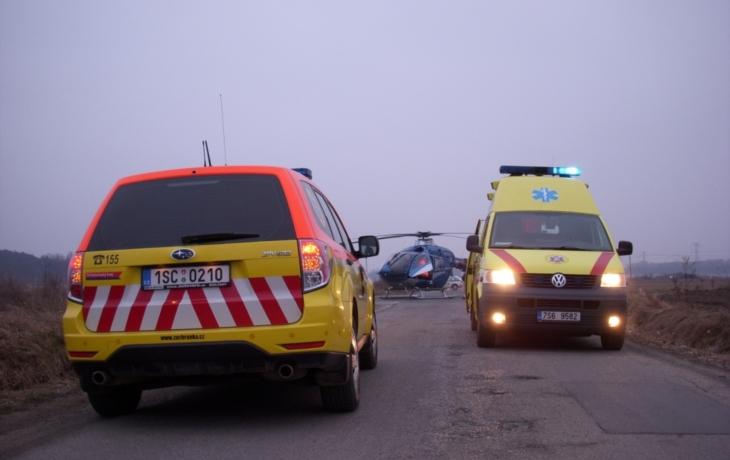 Záchranáři se stěhují