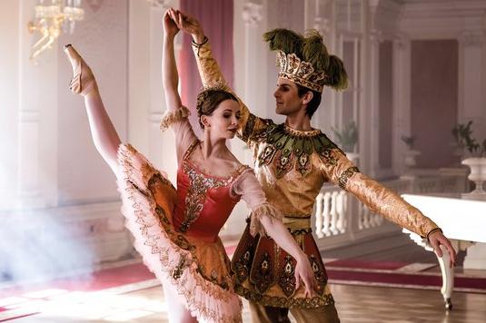 Pohádkový balet s předprogramem zušky