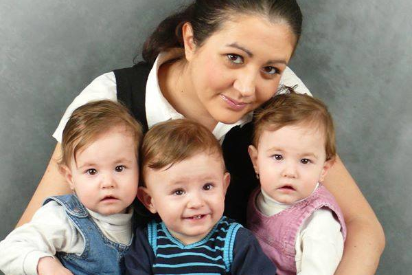 Maminka trojčátek má naději, získá obecní byt?