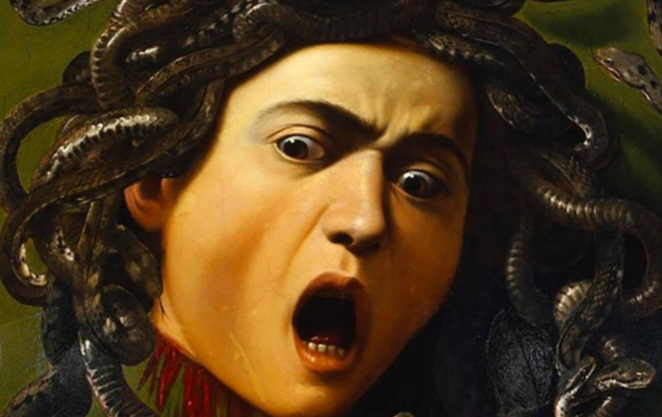 Caravaggiova duše i krev ve filmovém dokumentu