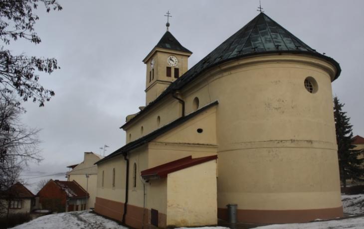 Kostel sv. Václava obnovují na etapy