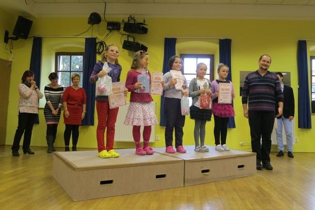 Recitaci vládly děti z uherskobrodských družin