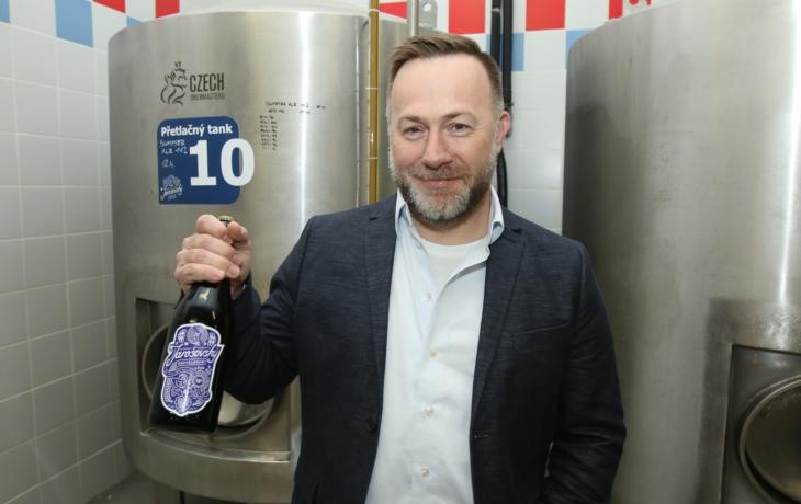 Pivovar v příštím roce rozšíří kapacitu na dvojnásobek!