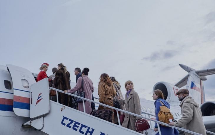 Slovácko je novým rájem filmařů a hereckých celebrit