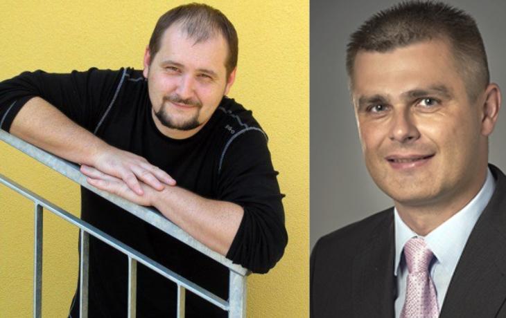 VÍME PRVNÍ: Petr Paníček a Roman Švehlík se utkají o místo ředitele Domu kultury