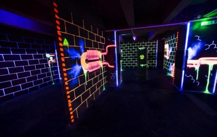 Laser Aréna: Zábava plná adrenalinu pro všechny