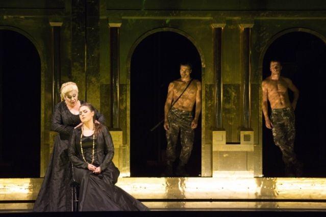 Aida živě z Pařížské opery