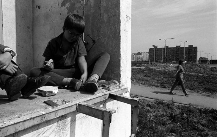 Jižní Město Jaromíra Čejky a rodinná alba