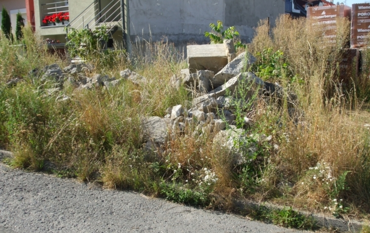 Hromada betonu brzy zmizí