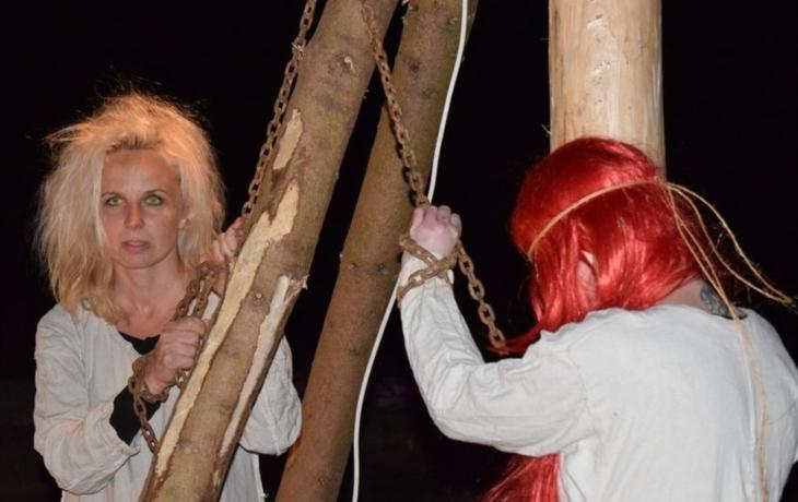 V Jankovicích při inkvizičním procesu shoří dvě čarodějnice