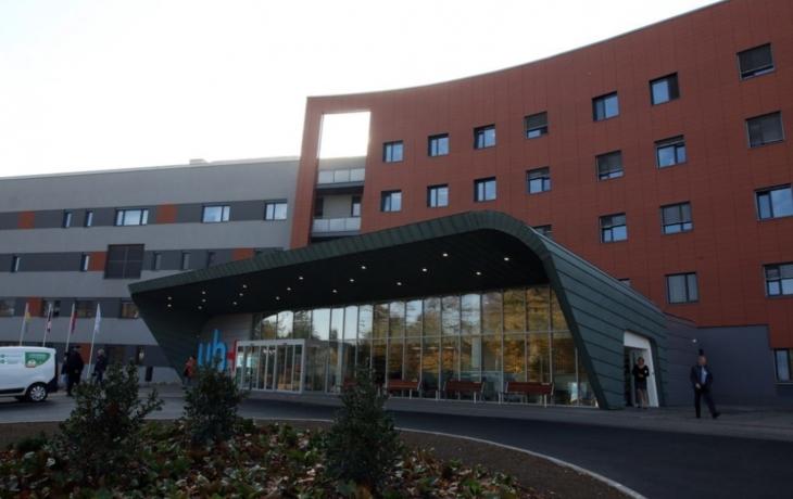 Uherskohradišťská nemocnice zvyšuje ochranu!